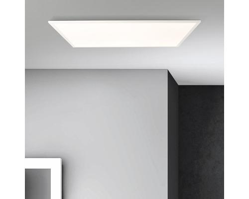 Panneau LED 45W 4500 lm 4500 K blanc neutre 750x750 mm Buffi blanc