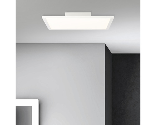 Panneau LED 24W 3120 lm 4000 K blanc neutre 400x400 mm Buffi blanc