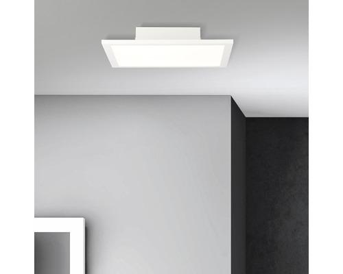 Panneau LED 18W 2340 lm 4000 K blanc neutre 300x300 mm Buffi blanc