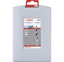 Set de forets à métaux Bosch HSS PointTeQ 19 pces-thumb-2