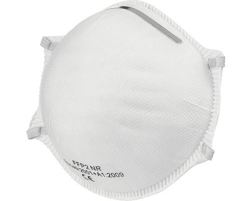 Masque antipoussière FFP2, pack de 2