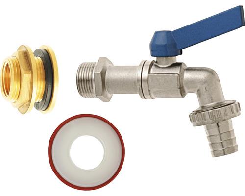 """Kit de raccordement pour récupérateur d''eau de pluie GEKA 3/4"""""""