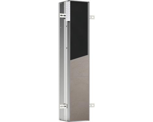 Module WC emco asis plus pour montage encastré 803 mm butée à droite 975611001