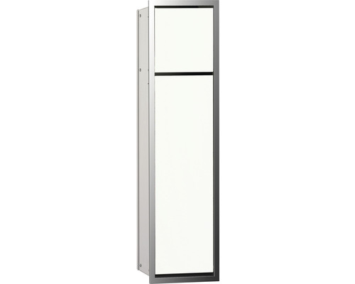 Module WC emco asis 150 pour montage encastré 654 mm optiwhite/chrome 974027840