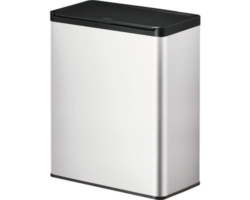 Essential Touch 2x20L Mat acier inoxydable