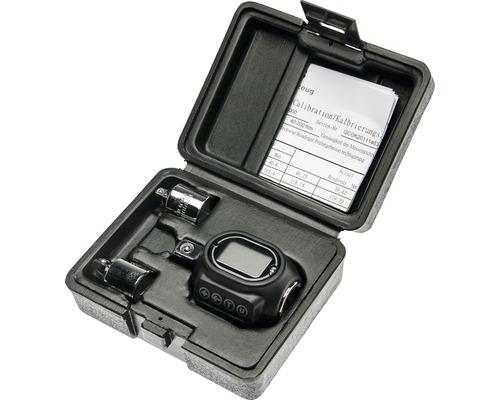 Adaptateur dynamométrique numérique WGB avec 2 adaptateurs pour clé à douille