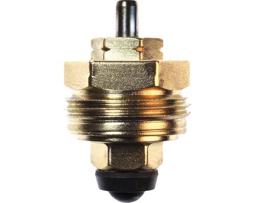 """Élément supérieur de thermostat Heimeier avec marquage came de fixation à partir de 1982 (intérieur) pour vannes 1/2"""" et 3/8"""" 2001-02.300"""