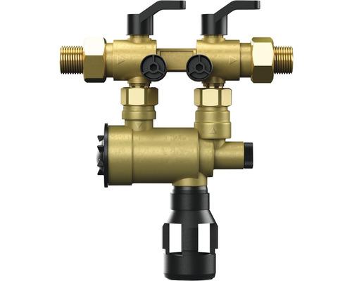Vanne compacte pour le réapprovisionnement en eau des réseaux d''eau potable reflex Fillset Compact 6811305