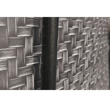 Aufstellpool Framepool Marimex Florida eckig 215 x 400 x 122 cm ohne Zubehör rattan-thumb-2