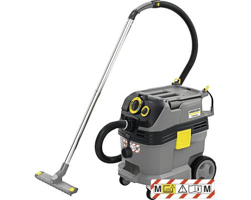 Aspirateur eau et à poussière Kärcher Professional NT 30/1 Tact Te classe M