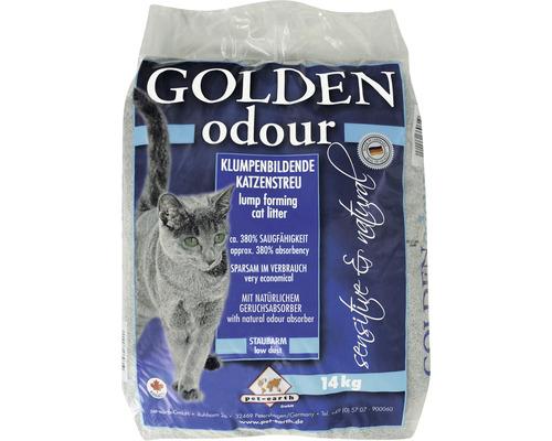 Katzenstreu Golden odour 14 kg