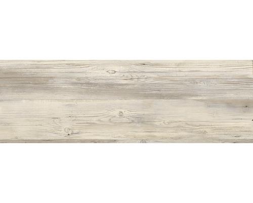 Dalle de terrasse en grès cérame fin Skagen Dark mat 120x40x2 cm rectifiée