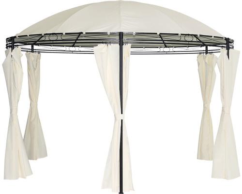Pavillon rond bellavista - Home & Garden Ø 350 cm beige