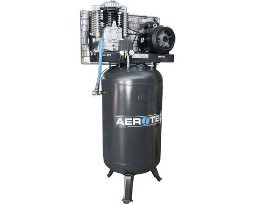 Compresseur Aerotec N65-270 PRO sur pied 10 bar 400V