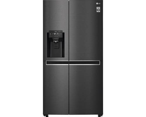 Réfrigérateur américain LG GSL761MCZZ, lxhxp 91,2x179x73,8 cm, compartiment de réfrigération 411 l, compartiment de congélation 214 l, 431 kWh/an