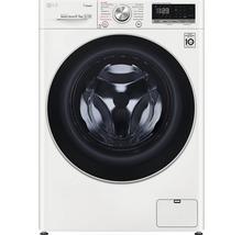Lave-linge séchant LG V4WD85S1 8 kg 1400 tr/min-thumb-0