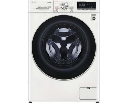 Lave-linge séchant LG V4WD85S1 8 kg 1400 tr/min