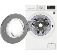 Lave-linge séchant LG V4WD85S1 8 kg 1400 tr/min-thumb-6