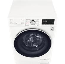 Lave-linge séchant LG V4WD85S1 8 kg 1400 tr/min-thumb-8