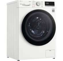 Lave-linge séchant LG V4WD85S1 8 kg 1400 tr/min-thumb-2