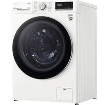 Lave-linge séchant LG V4WD85S1 8 kg 1400 tr/min-thumb-3
