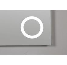 LED Badspiegel DSK Silver Arrow 60x80 cm IP 24 (spritzwassergeschützt)-thumb-6