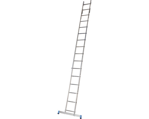 Échelle simple WERNER 16 échelons aluminium longueur 4,50 m