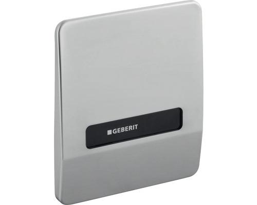Kit de transformation GEBERIT infrarouge avec plaque de commande 240.841.00.1 acier chromé