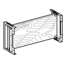 Geberit Duofix Plaque de montage en bois 111.788.00.1-thumb-0