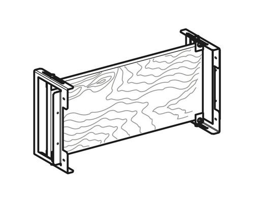 Geberit Duofix Plaque de montage en bois 111.788.00.1-0