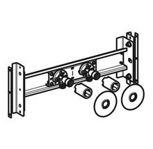 GE Duofix Traverse pour mitigeur pose en saillie variable 111.787.00.1-thumb-0