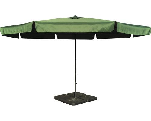Parasol de marché parasol de jardin 4,5 m vert
