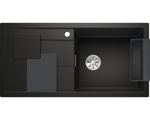 Spüle BLANCO SITY XL 6 S 525965 schwarz