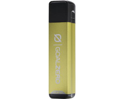 Batterie externe Flip 12 Goal Zero vert 3.350 mAh
