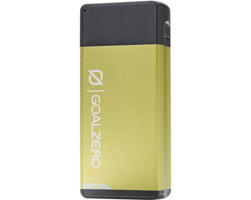 Batterie externe Flip 24 Goal Zero vert 12 Wh, 3.350 mAh (3,6 V)