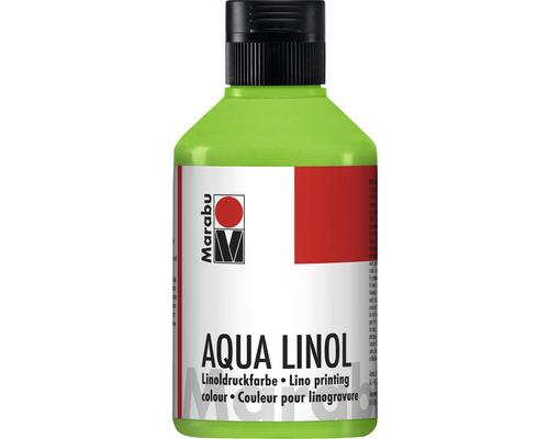 Aqua-Linol Marabu jaune vert 066 250ml