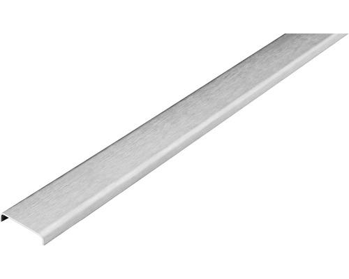 Wandanschlussprofil Dural 100 cm 40 mm