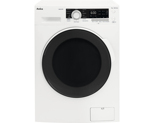 Machine à laver Amica WA 484 070 contenance 8 kg 1400 tr/min