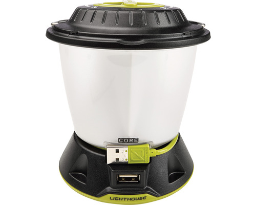 Lanterne de camping Lighthouse Core Goal Zero + Power Hub USB 430 lm
