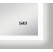Miroir LED Silver Venus IP 24 (protégé contre les projections d'eau) 140x70 cm-thumb-5