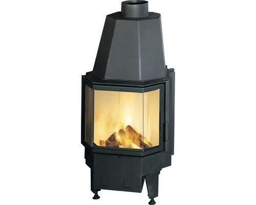 Insert de cheminée Hark 800/45 K noir 8 kW