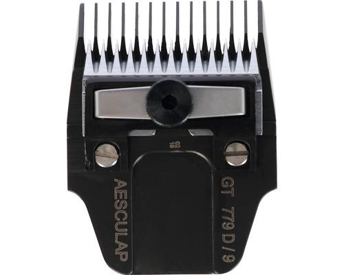 Tête de rasoir Favorita avec revêtement DLC 9,0 mm