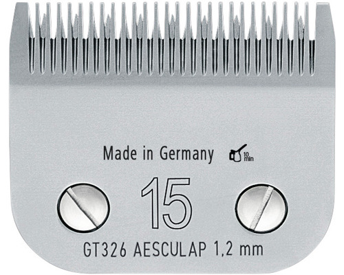 Tête de rasoir SnapOn 1,2 mm