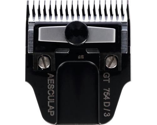 Tête de rasoir Favorita avec revêtement DLC 3,0 mm