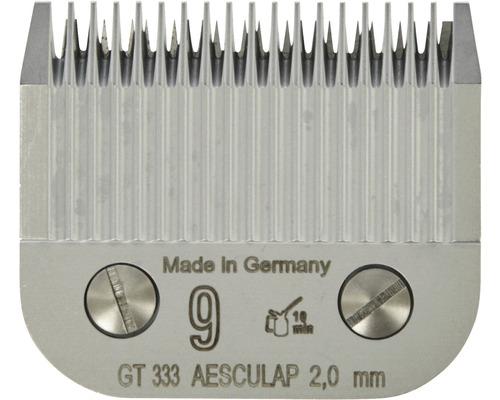 Tête de rasoir SnapOn 2,0 mm