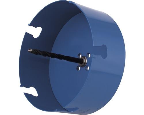 Scie cloche universelle Wolfcraft métal dur Ø 127 mm 6 pans avec tige, foret
