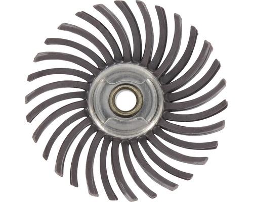 Brosse à poncer Dremel Ø 25,4 mm, grain 36, compatible EZ SpeedClic (471S)
