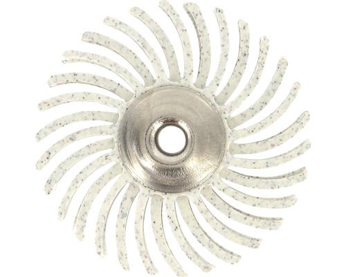Brosse à poncer Dremel Ø 25,4 mm, grain 120, compatible EZ SpeedClic (472S)