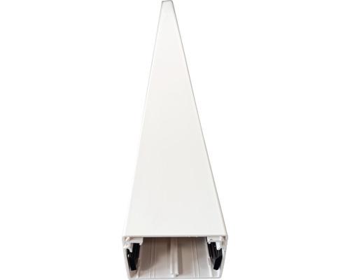 Conduite de câbles Hager LF Tehalit PVC 20x35 mm2,0 m blanc trafic
