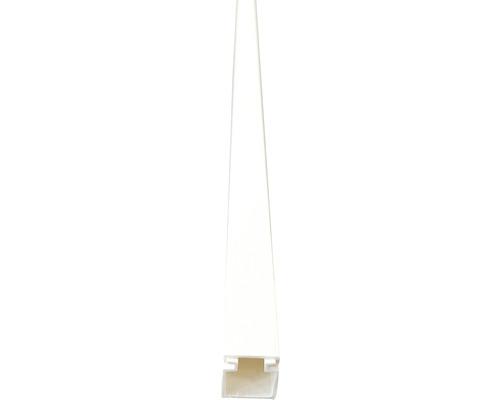 Conduite de câbles Hager LF Tehalit PVC 15x15 mm2,0 m blanc trafic